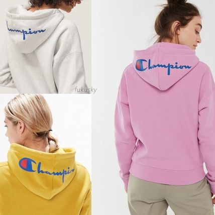 Sweat Long Sleeves Logos on the Sleeves