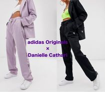 adidas Stripes Street Style Long Pants