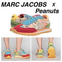 MARC JACOBS THE MARC JACOBS Casual Style Collaboration Low-Top Sneakers
