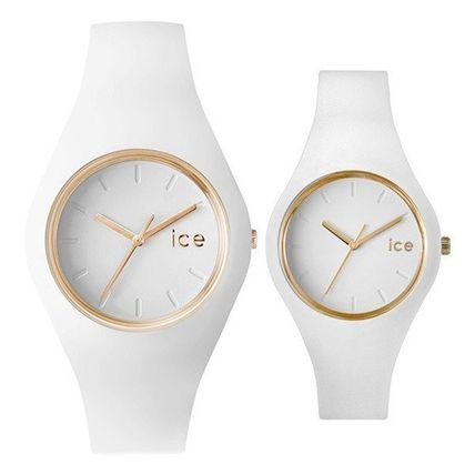 ICE WATCH Silicon Round Quartz Watches Analog Watches