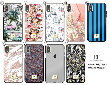 Stripes Zebra Patterns iPhone 8 iPhone 8 Plus iPhone X