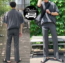 ASCLO Slax Pants Nylon Street Style Plain Slacks Pants