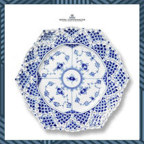 ROYAL COPENHAGEN Handmade Home Party Ideas Plates