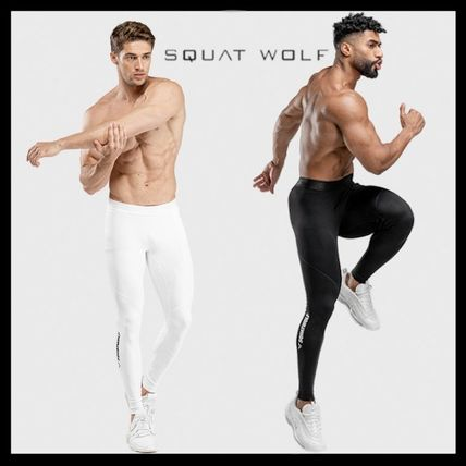 Street Style Co-ord Activewear Bottoms