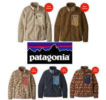 Patagonia Casual Style Plain Jackets