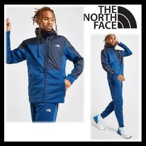 THE NORTH FACE Street Style Oversized Top-bottom sets