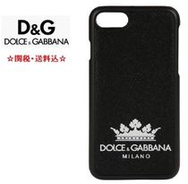 Dolce & Gabbana Unisex Plain Smart Phone Cases