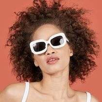 UNIF Clothing Street Style Square Sunglasses