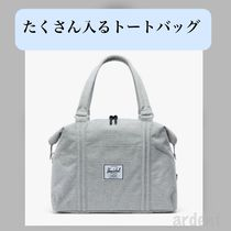 Herschel Supply A4 Plain Oversized Totes