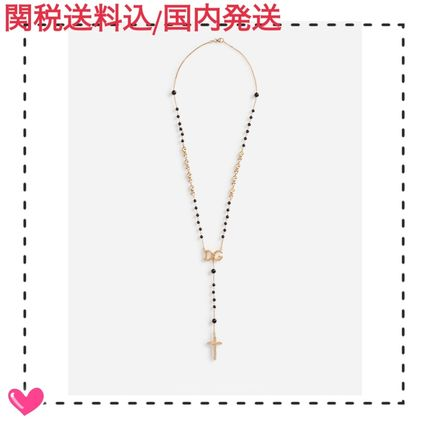 Rosary Chain Elegant Style Necklaces & Pendants