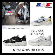 BMS FRANCE B TRO SNEAKERS Collaboration Sneakers