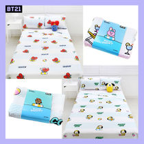 BT21 Unisex Collaboration Throws