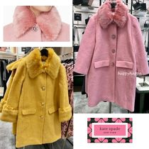 kate spade new york Wool Medium Coats