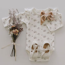 JAMIE KAY Organic Cotton Baby Girl Dresses & Rompers