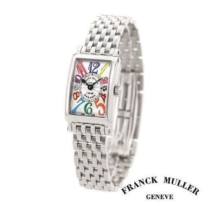 detailing info for sale retailer FRANCK MULLER LONG ISLAND Quartz Watches Stainless Analog Watches