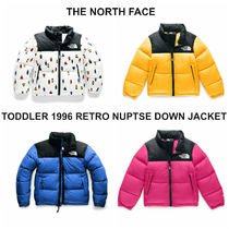 THE NORTH FACE Nuptse Unisex Street Style Kids Girl Outerwear