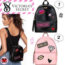 Victoria's secret Heart Casual Style Backpacks