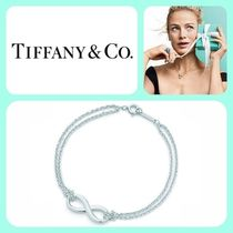 Tiffany & Co TIFFANY INFINITY Silver Bracelets