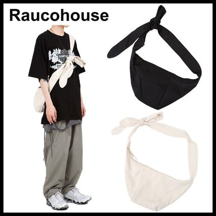 Raucohouse Casual Style Street Style Bags