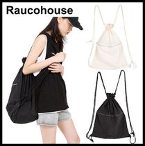 Raucohouse Street Style Backpacks