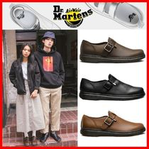 Dr Martens PATRICIA Unisex Street Style Loafer Pumps & Mules