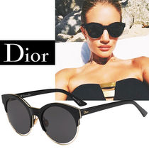 Christian Dior Unisex Cat Eye Glasses Sunglasses
