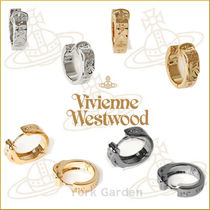 Vivienne Westwood Casual Style Unisex Earrings