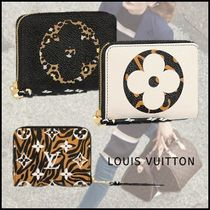 Louis Vuitton ZIPPY COIN PURSE 2019-20AW ZIPPY COIN PURSE noir, ivory free coin purse