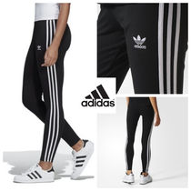 adidas Casual Style Street Style Skinny Pants