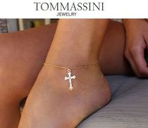 TOMMASSINI JEWELRY Cross Anklets