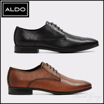 ALDO [ALDO] Leather Derby Dress Shoes - Tenaniel