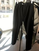 GIVENCHY Wool Plain Skinny Fit Pants