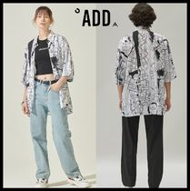 add Casual Style Street Style Shirts & Blouses