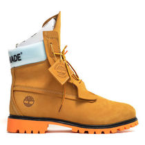 Timberland Mountain Boots Unisex Street Style Collaboration