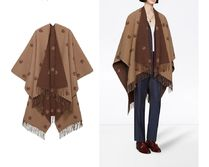 GUCCI Wool Ponchos & Capes