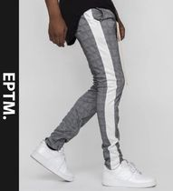EPTM Other Check Patterns Street Style Joggers & Sweatpants