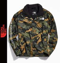 THE NORTH FACE Camouflage Street Style Coach Jackets Coach Jackets