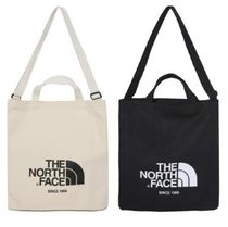 THE NORTH FACE Casual Style Unisex Street Style Bag in Bag Oversized Totes