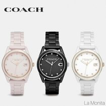 Coach Casual Style Digital Watches