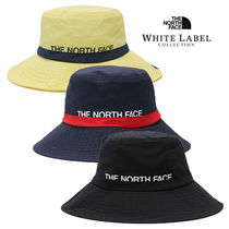 THE NORTH FACE WHITE LABEL Unisex Street Style Bucket Hats Keychains & Bag Charms
