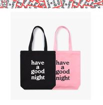 have a good time Casual Style Unisex Street Style Totes