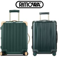RIMOWA BOSSA NOVA Unisex 3-5 Days TSA Lock Carry-on Luggage & Travel Bags