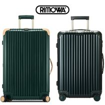 RIMOWA BOSSA NOVA Unisex 3-5 Days TSA Lock Luggage & Travel Bags