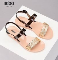 Melissa Casual Style PVC Clothing Sandals Sandal