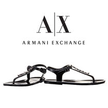 A/X Armani Exchange Star Open Toe Casual Style Sandals Sandal