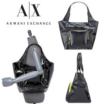 A/X Armani Exchange Casual Style Totes