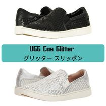 UGG Australia Casual Style Plain Slip-On Shoes