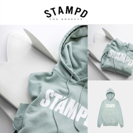 Long Sleeves Logo Hoodies