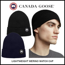 CANADA GOOSE Street Style Knit Hats