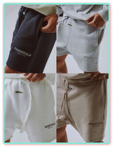 FEAR OF GOD ESSENTIALS Street Style Shorts
